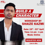 Build a Character